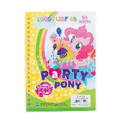 Kiky Kertas Binder A5 My Little Pony