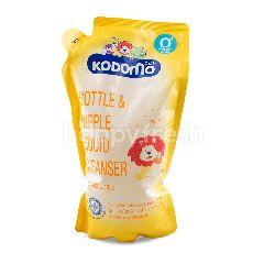 โคโดโม น้ำยาล้างขวดนมเด็ก สูตรอ่อนโยนพิเศษ รีฟิล