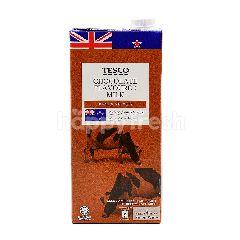 Tesco Chocolate Flavoured Milk Drink