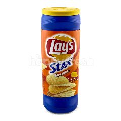 Lay's Stax Cheddar