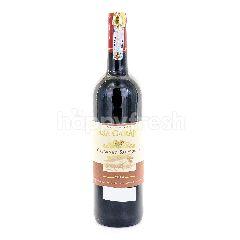 CASA CARAJOU Cabernet Sauvignon 2012 Wine