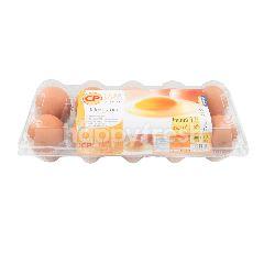 ซีพี ไข่ไก่อนามัย เบอร์ 1 (10 ฟอง)