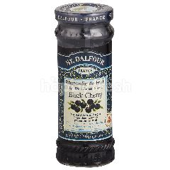 St. Dalfour Black Cherry Jam 284G