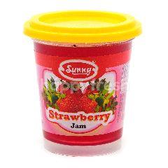 Sunny Strawberry Jam