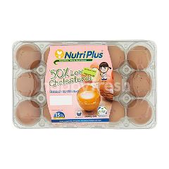 NUTRI PLUS 50% Lower Cholestrol Eggs