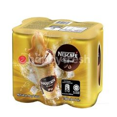 Nescafe Original Drink Can (6X240Ml)