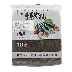 Nico-Nico Nori (Seasoned Seaweed)