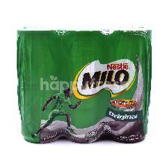 Nestlé Original Milo (6 Cans)