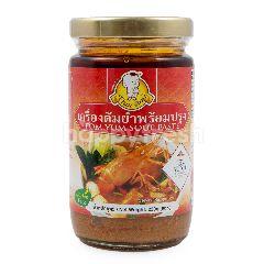 Thai Boy Pasta Sup Tom Yum