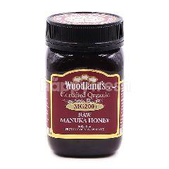 Woodland's Mg200+ Raw Manuka Honey