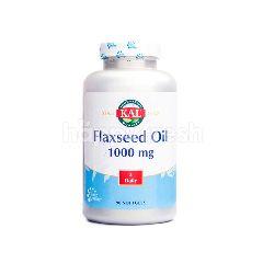 Kal Flaxseed Oil 1000mg