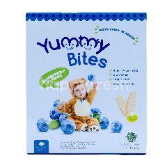 Yummy Bites Cracker Beras Rasa Blueberry