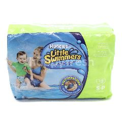 HUGGIES Little Swimmers Disposable Swimpants - Small Size For 7-12 kg
