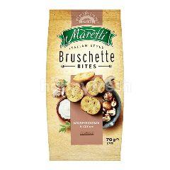 Maretti Brushette Mushroom And Cream
