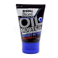 Men's Biore Non Scrub Facial Foam