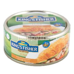 King's Fisher Tuna Chunk in Oil