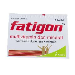 Fatigon Multivitamin Mineral