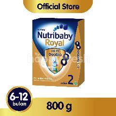 Nutricia Nutribaby Royal 2 Susu Formula Bayi