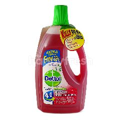Dettol Disinfectant Multi Action Cleaner Jasmine Fragrance (1.5L+500ML)