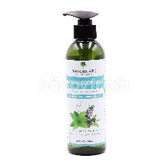 BMS Organics Organicare Rosemary, Mint & Juniper Berry Natural Body Wash