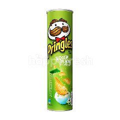 Pringles Keripik Kentang Krim Asam Bawang