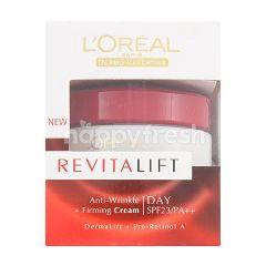 L'Oreal Paris L'Oreal Revitalift Anti-Wrinkle + Firming SPF 23 Pa++ Face Cream