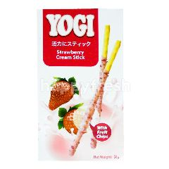 YOGI Strawberry Cream Stick