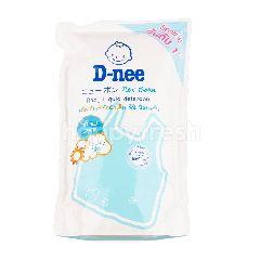 ดีนี่ นิวบอร์น น้ำยาซักผ้าเด็ก สีฟ้า