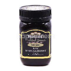Woodland's Mg300+ Raw Manuka Honey