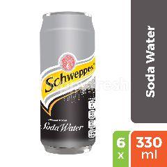 Schweppes Air Soda 6-Pack