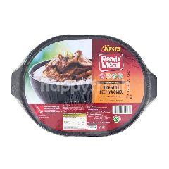 Fiesta Ready Meal Yakiniku Sapi dengan Nasi