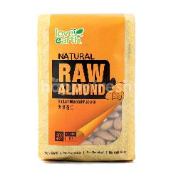 LOVE EARTH Natural Raw Almond