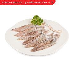 ปลาหมึกหอมลอก