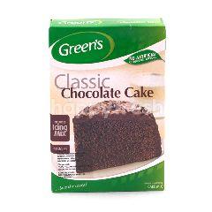 Green's Tepung Keik Cokelat