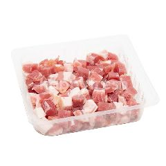Smoked Bacon Cubes