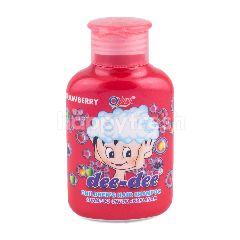 Dee-Dee Sampo Anak Stroberi