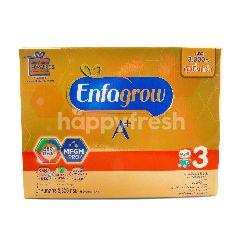 เอนฟาโกร เอพลัส 360 ดีเอชเอ สูตร 3 นมผงดัดแปลงสำหรับทารก แพ็ค