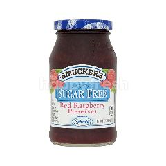 Smuckers Sugar Free Red Raspberry Preserves