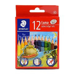 Staedtler Luna Coloured Pencil (12 Pieces)