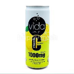 Vida Vitamin C Lemon (1000mg) Sparkling Flavoured Drink