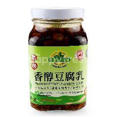 WEI JUNG Organic Fermented Bean Curd Sauce