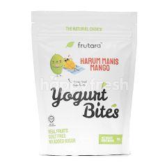 Frutara Freeze Dried Harum Manis Mango Yogurt Bites