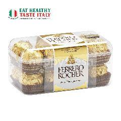 Ferrero Rocher Hazelnut Chocolate 200G