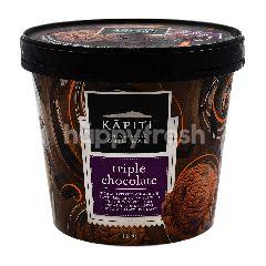 Kapiti Triple Chocolate Ice Cream
