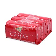 Camay International Classic Soap Bar (3 Pieces)