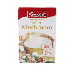 Campbell's Wild Mushroom Instant Soup (3 Pieces)