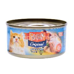 CINDY RECIPE Atlantic Fresh Tuna In Broth