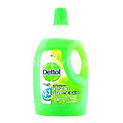 Dettol Disinfectant Multi Action Cleaner Green Apple Fragrance