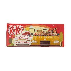 KitKat Cokelat Susu Edisi Valentine