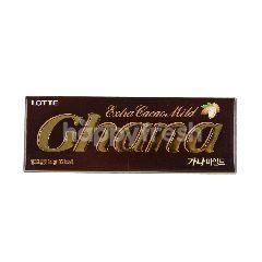 ล็อตเต้ กาน่า ช็อกโกแลต บาร์